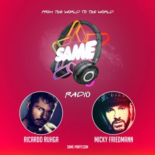 RICARDO RUHGA // MICKY FRIEDMANN LIVE