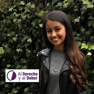 Entrevista a la directora de Al Derecho y Al Deber