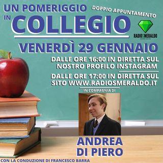 Andrea Di Piero | Intervista