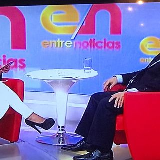 Entrevista a @RaymondOrta en el Programa @EntreNoticiasGV de @Globovision sobre Herencias, Testamentos y Fraudes Documentales 2 de 5