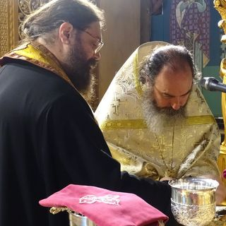 Homily on the Dormition of the Theotokos