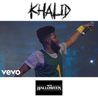 KHALID - Full Live Set from VEVO Halloween Show | Full Show | Live Performance