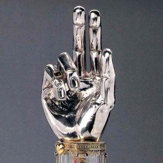 Il reliquiario del braccio di San Vigilio