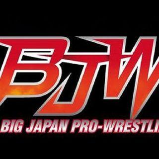 ENTHUSIATIC REVIEWS #160: BJW Ikkitousen Deathmatch Survivor 2021 Day 2 Watch-Along