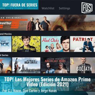 TOP! Las Mejores Series de Amazon Prime Video (Edición 2021)