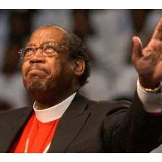 Bishop G E Patterson  COGIC