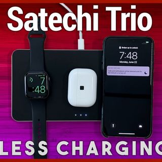 Hands-On Tech: Satechi Trio Wireless Charging Pad Review