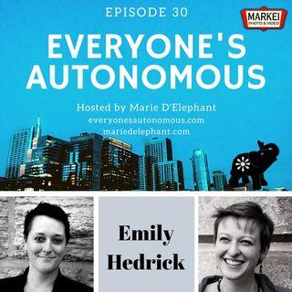 Episode 30: Emily Hedrick