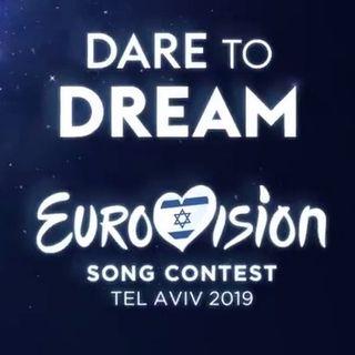 15.5.19 - Eurovison2019, intervista radiofonica.