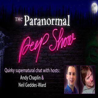 Paranormal Peepshow - Keith J. Clark