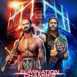 TV Party Tonight: Elimination Chamber (2021)