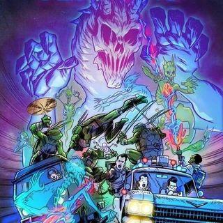 """Source Material #277 - SBTU - """"Teenage Mutant Ninja Turtles/Ghostbusters"""" (IDW, 2014)"""
