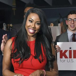 Kimberly Klacik, de las calles de Baltimore al boicot demócrata.