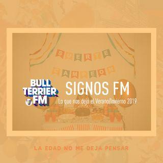 SignosFM #556 Lo que nos dejó el Verano/Invierno 2019