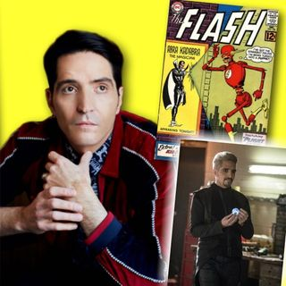 #294: David Dastmalchian on Ant-Man, Gotham, The Flash, and Count Crowley!