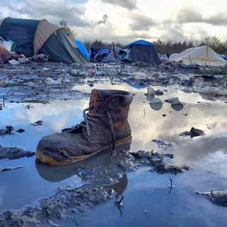 Dunkirk: Reflections on a Refugee Camp