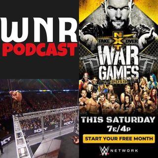 WNR256 WWENXT TAKEOVER WARGAMES