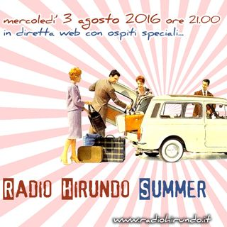 Radio Hirundo Summer