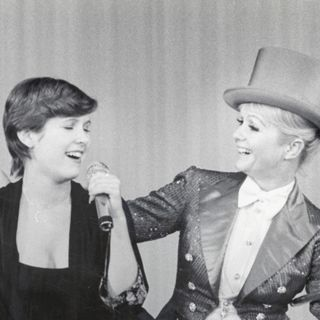 Ep. 36: Why Carrie Fisher and Debbie Reynolds couldn't stay apart