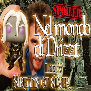 Nel mondo di Drizzt - Riassunto 5° libro della saga - Streams of Silver - Intero