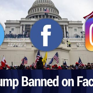 Trump Faces Bans on Social Media | TWiT Bits