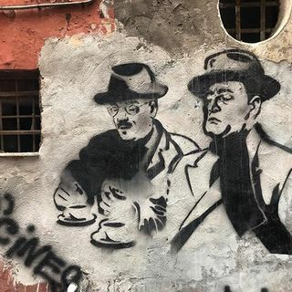 14 MAGGIO -  A FAMM FA' ASCI' O' LUPO DA 'U BOSCO