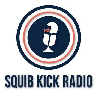 Squib Kick Radio: Talking Luck retirement, Harris caught juicing and much more!