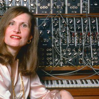 04 Wendy Carlos - trans queen della musica elettronica
