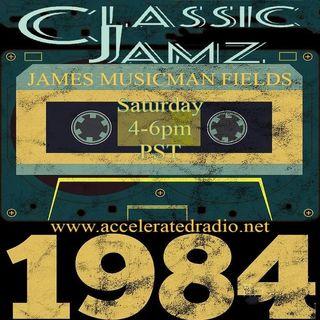 Classic Jamz *1984* 5/22/21
