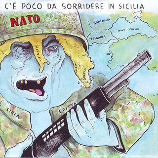 Manifestazione No Nato Marsala #3