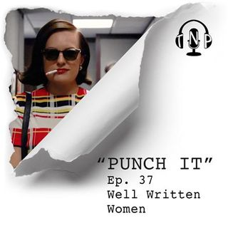 Punch It 37 - Well Written Women