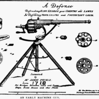 Un caffé con lo storico - Storia della prima mitragliatrice