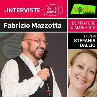 FABRIZIO MAZZOTTA su VOCI.fm - clicca PLAY e ascolta l'intervista