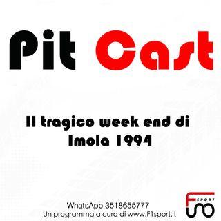 F1 - Pit Cast - La Storia: Il week end di Imola 1994