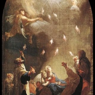 Day 4 - Novena to the Holy Spirit - The Gift of Fortitude