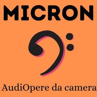 MICRON - AudiOpere da camera
