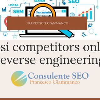 Episodio 27 - Reverse Engineering e Analisi competitors
