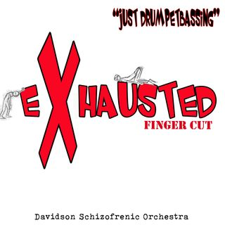Exhausted - Finger cut