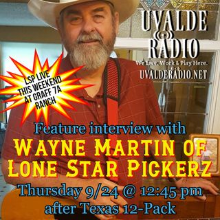 Wayne Martin / Lone Star Pickerz, Graff 7A Ranch