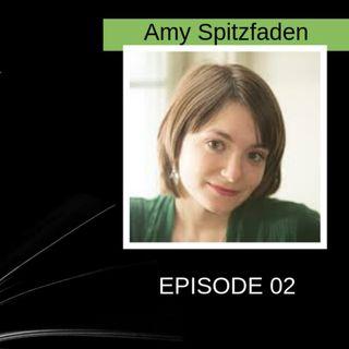 Author Interview: Amy Spitzfaden (Chick Lit/Women's Fiction)
