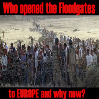 Morning moment Why is Europe building fences? May 11 2017