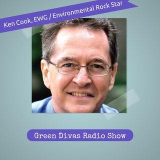 Ken Cook, EWG & Environmental Rock Star