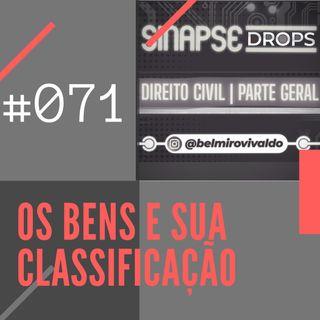 071 | Bens - classificação