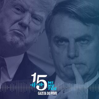 A cilada de Trump e a reação de Bolsonaro