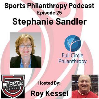 Stephanie Sandler, Full Circle Philanthropy