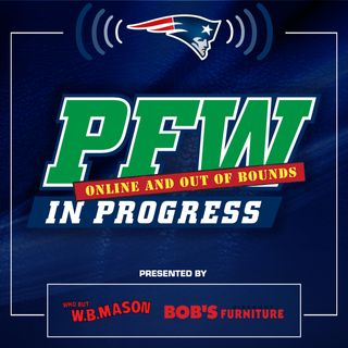 PFW in Progress 12/6: Patriots-Dolphins Preview