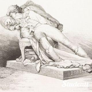 Letteratura - Le ultime lettere di Jacopo Ortis di Ugo Foscolo