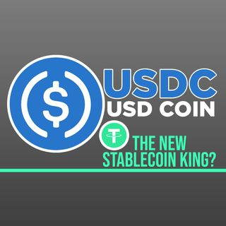 197. USD Coin Could Surpass Tether | USDC vs USDT Stablecoins