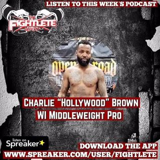 "PureFC XIV WI Charlie ""Hollywoodd"" Brown"