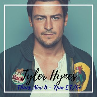 Special Guest Tyler Hynes